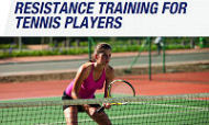 Asics Tennis Knowledge - Resistance for Tennis