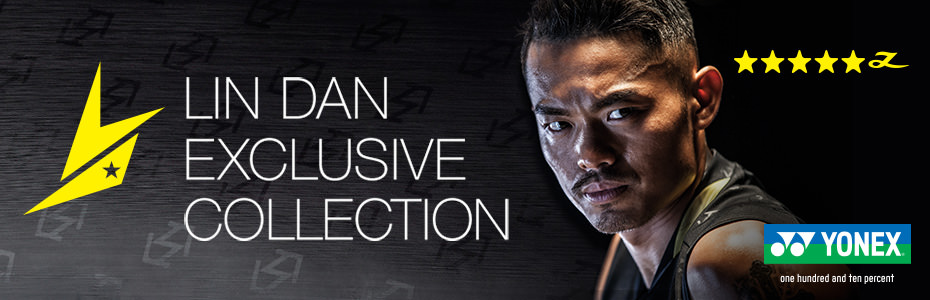 Lin Dan Exclusive Collection