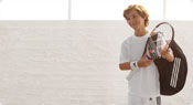 adidas Boys Tennis Clothing - 2013