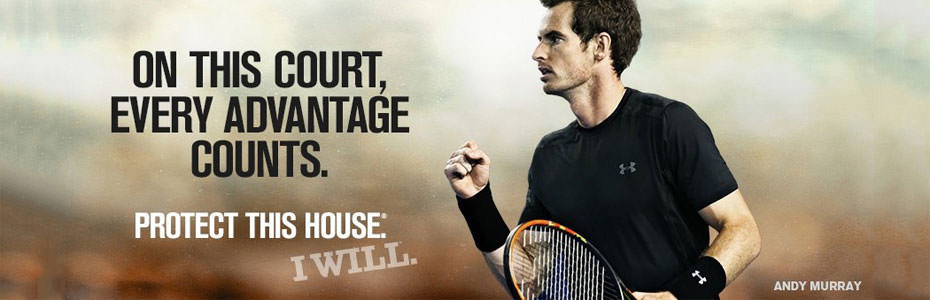 Under Armour Andy Murray Advantage