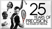 Head Prestige Series Rackets