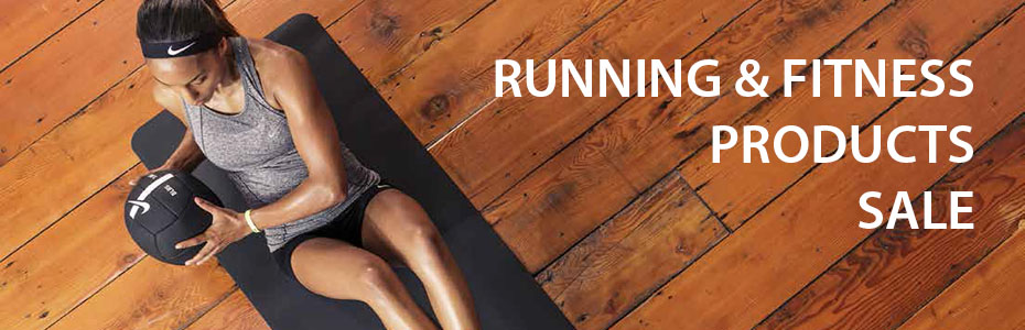 Running and Fitness Sale Banner