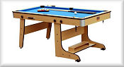 J & R Snooker, Pool and Games Tables