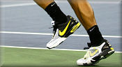 All-Court All Surface Tennis Shoes - Durable Performance