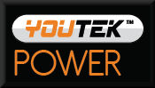 Head YouTek Graphene POWER Tennis Rackets