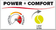 Wilson POWER & COMFORT Rackets