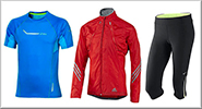 Fitness & Running Clothing
