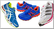 Fitness and Running Shoes