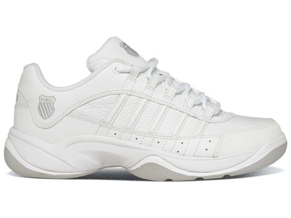 k swiss womens outshine indoor carpet tennis shoes white