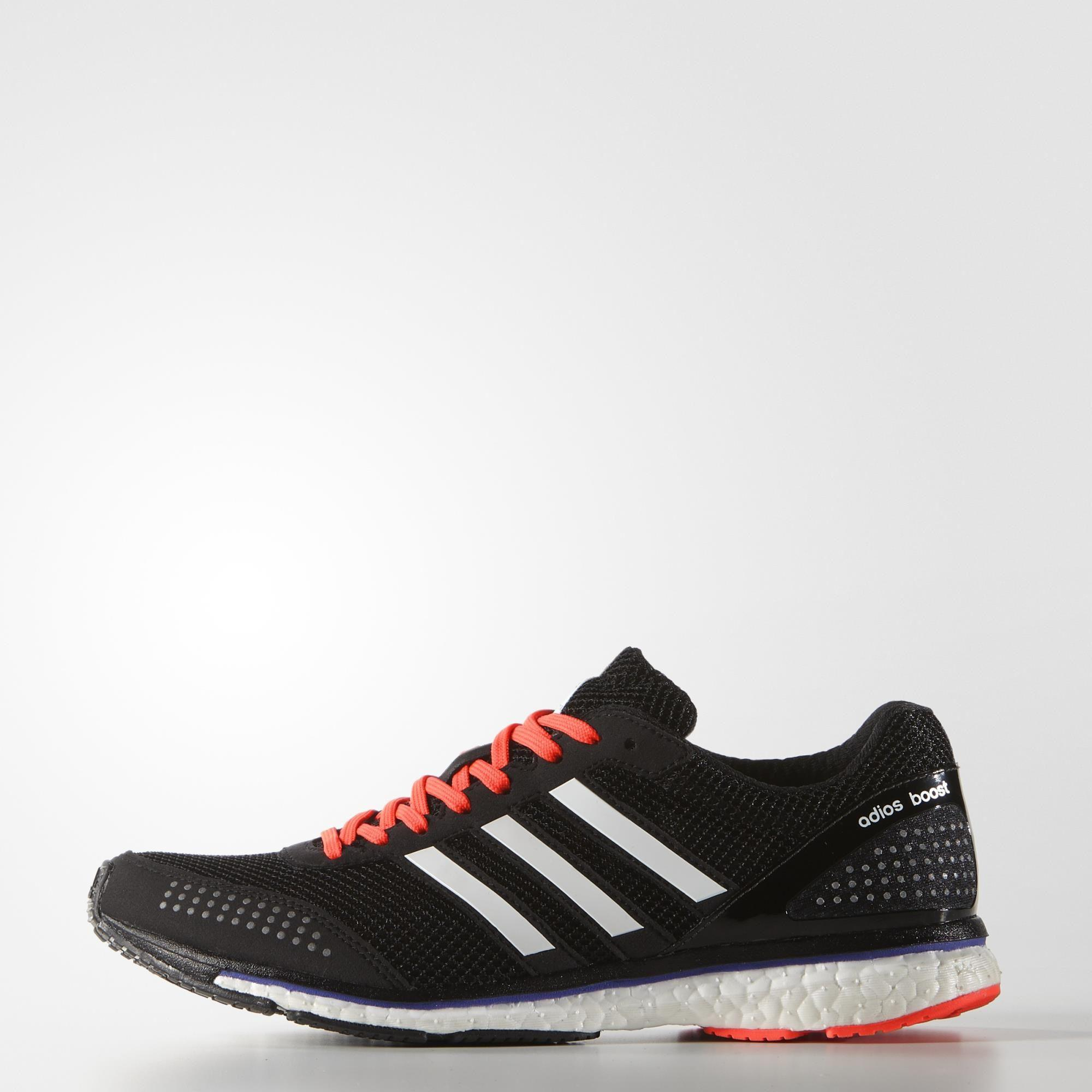 Adidas Womens Adizero Adios Boost 2 0 Running Shoes