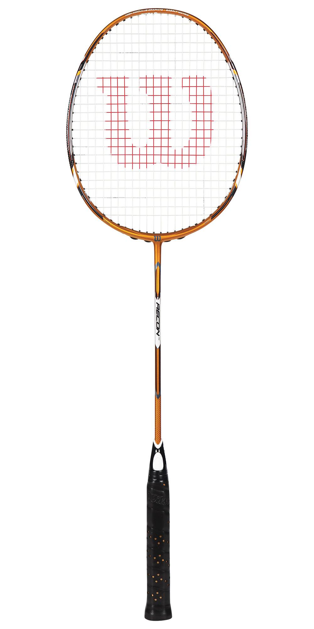 how to hold badminton racket