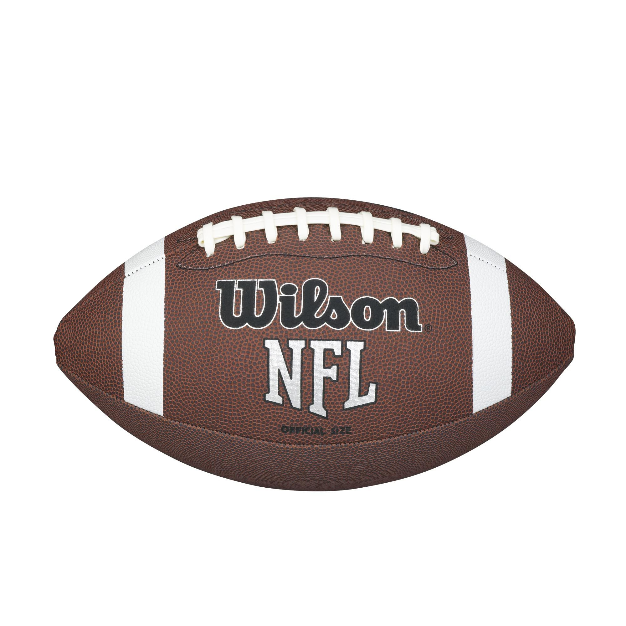 Wilson NFL Air Attack American Football Ball - Tennisnuts.com
