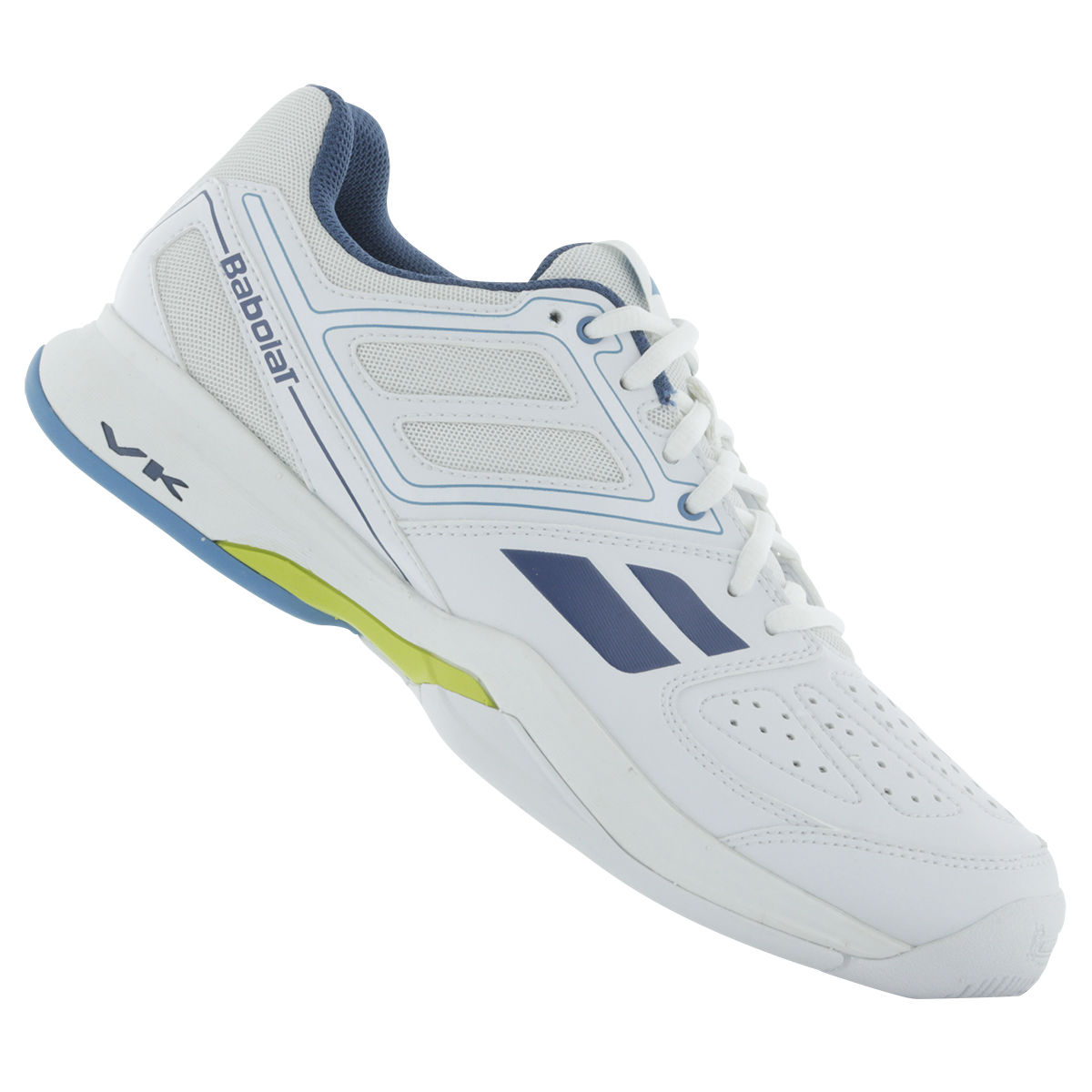 babolat mens pulsion 4 bpm tennis shoes white