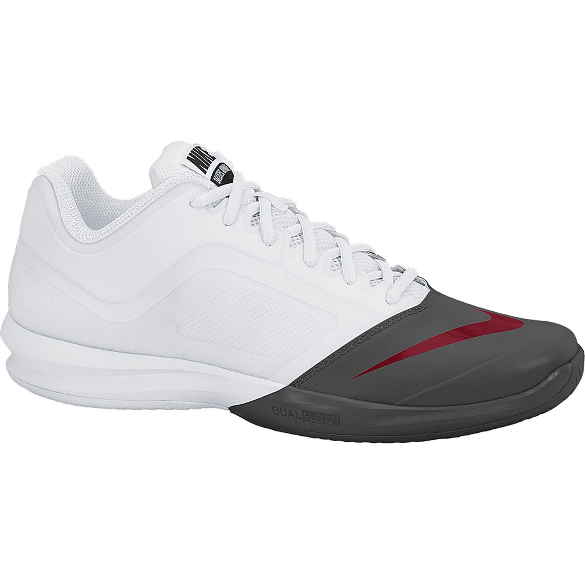 Nike Mens Dual Fusion Ballistec Advantage Tennis Shoes ...