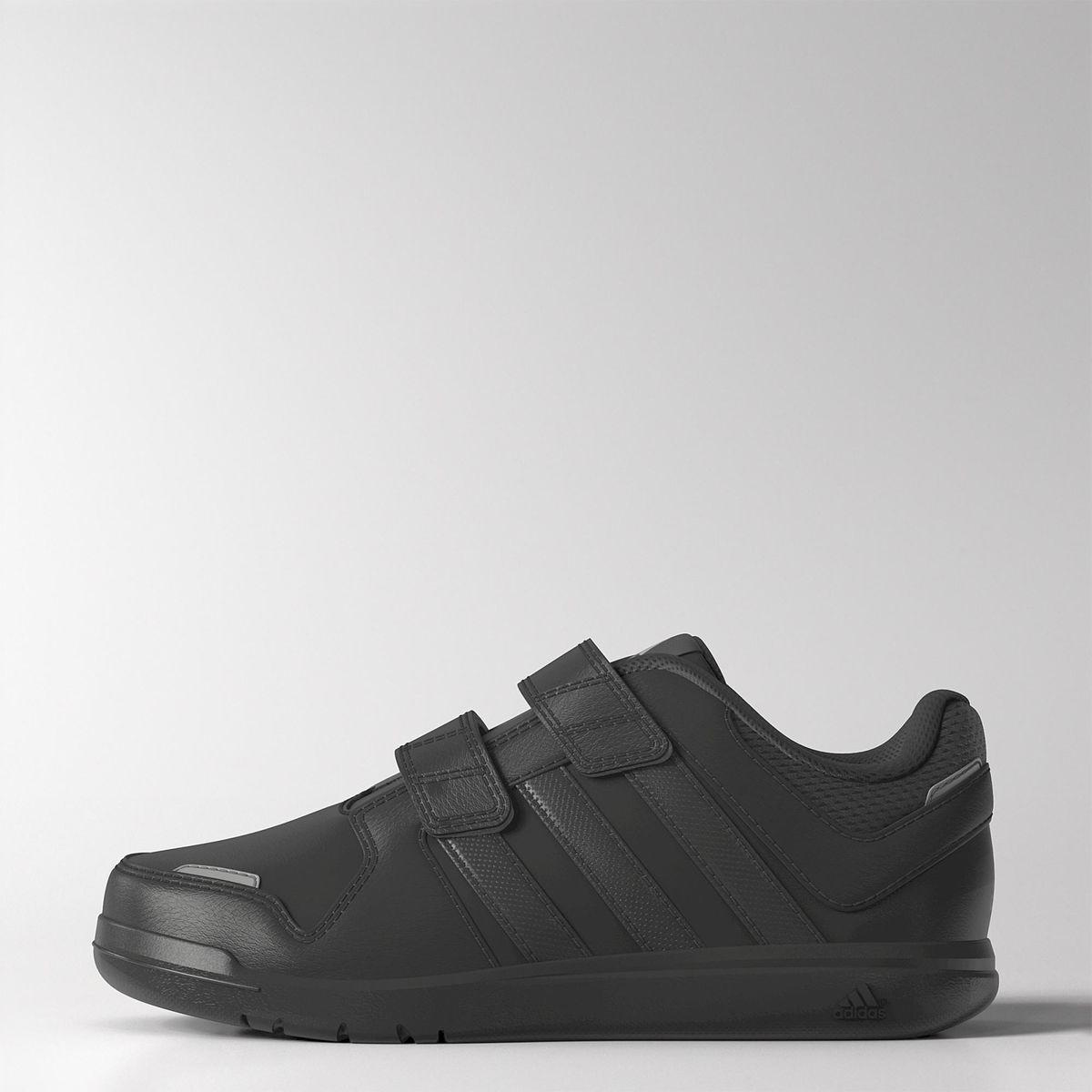 black adidas shoes for kids