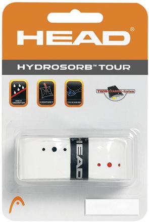 Head Hydrosorb Tour (Djokovic) Grips White