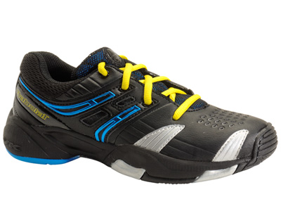 Babolat Boys V-Pro Junior Tennis Shoes- Black/Blue