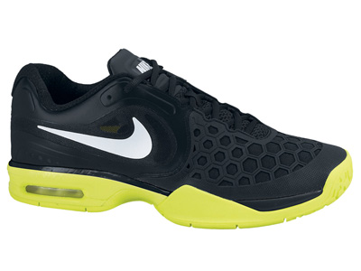 305e1f0aa321 nike air max courtballistec 4.3 black volt