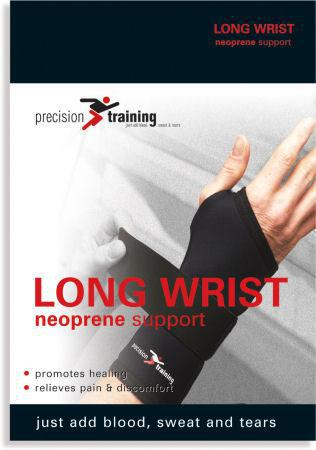 Precision Training Neoprene Wrist Support