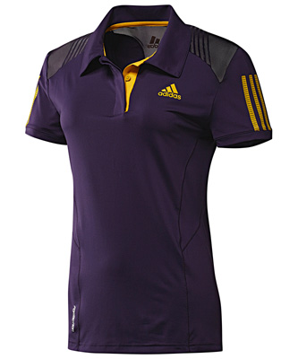 Adidas clothing and accessories for Adidas barricade polo shirt