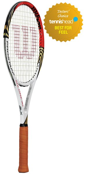 Wilson ProStaff Six One 90 BLX Tennis Racket- Frame Only