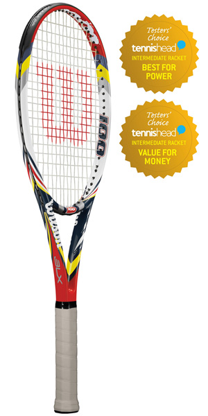 Wilson Steam 100 BLX Tennis Racket