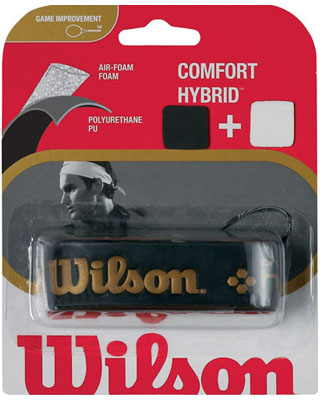 Wilson Comfort Hybrid Replacement Grip - Black