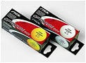 Stiga Optimum 3 Star Table Tennis (TT) Balls- White (Dozen Pack)