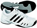 Adidas Men's Tirand II Carpet Tennis Shoes White/Black