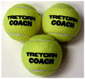 Tretorn Coaching Balls