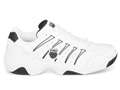 K-Swiss Mens Grancourt II Tennis Shoes- White/Black