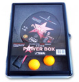 Stiga Power Box 5 Table Tennis Bat