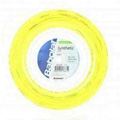 Babolat Synthetic Gut 15 (1.35mm) Tennis String- 200M Reel (Yellow)