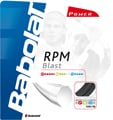 Stringing Upgrade- Babolat RPM Blast (Black) - 16 / 17