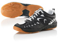 Head Mens Grid Badminton/Squash Indoor Shoes- Black/White