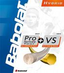 Babolat Pro Hurricane Tour + VS Gut Hybrid Strings Set