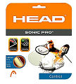Head Sonic Pro Tennis String (1.25) - Sets White