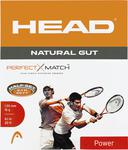 Head Natural Gut Tennis Strings- HALF SET