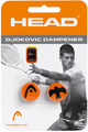 Head Djokovic Vibration Dampener (Shock Absorber)- Orange