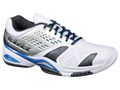 Babolat Mens SFX All Court Tennis Shoes- White/Blue