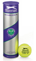 Slazenger Wimbledon Ultra Vis Tennis Balls (3 Ball Can)