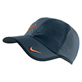 Nike Rafa Bull Logo Cap- Squadron Blue/Black/Total Orange