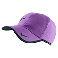 Nike Rafa Bull Logo Cap- Atomic Purple/Black/Squadron Blue