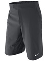 Nike Mens Rafa Fearless Woven Shorts- Anthracite/White