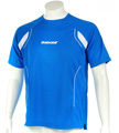 Babolat Mens Club Tee- Blue/White