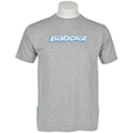 Babolat Mens Training Tee - Grey