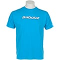 Babolat Mens Training Tee - Blue