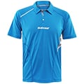 Babolat Mens Performance Polo- Blue