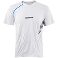 Babolat Mens Performance Tee- White