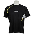 Babolat Mens Performance Tee - Black
